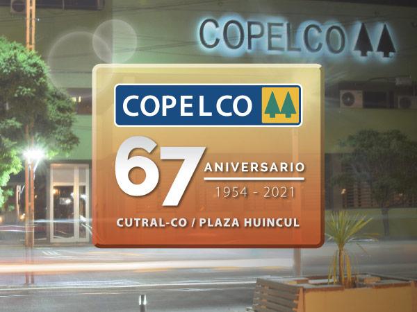 67º Aniversario COPELCO